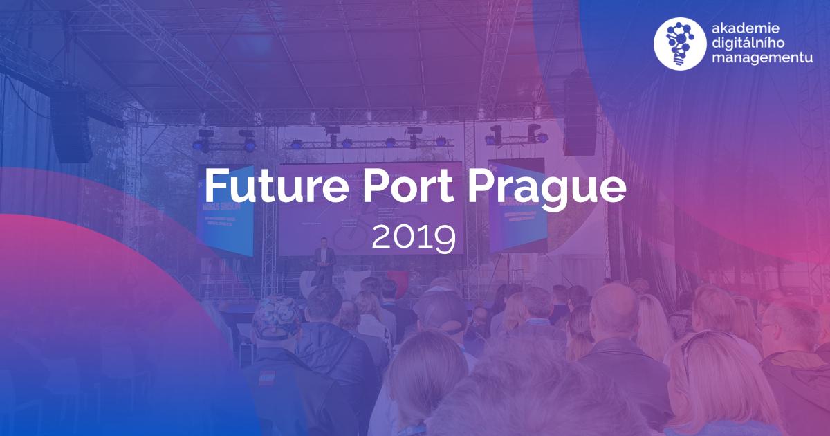Future Port Prague 2019