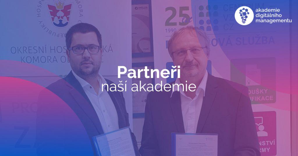 Partneři profesního studia MBA v Olomouci