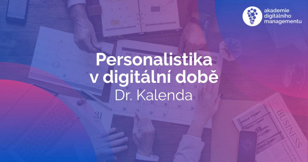 Personalistika v digitální době v návaznosti na Průmysl 4.0